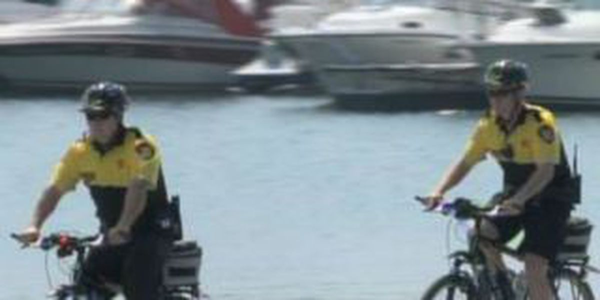 Cuyahoga County has renewed concentration on bike, boat patrols