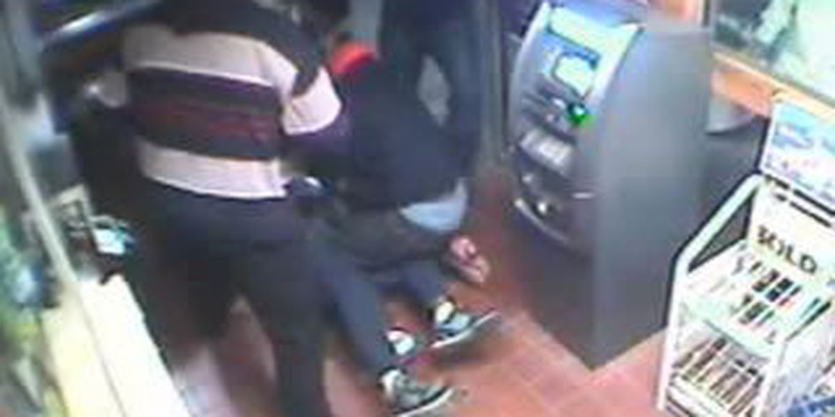 CAUGHT ON TAPE: Cleveland Police seek robbery, assault suspects