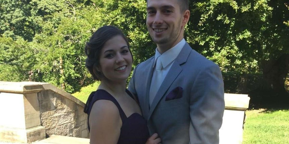 Local couple to wed on same day as the royals: 'We don't want them to totally copy us'