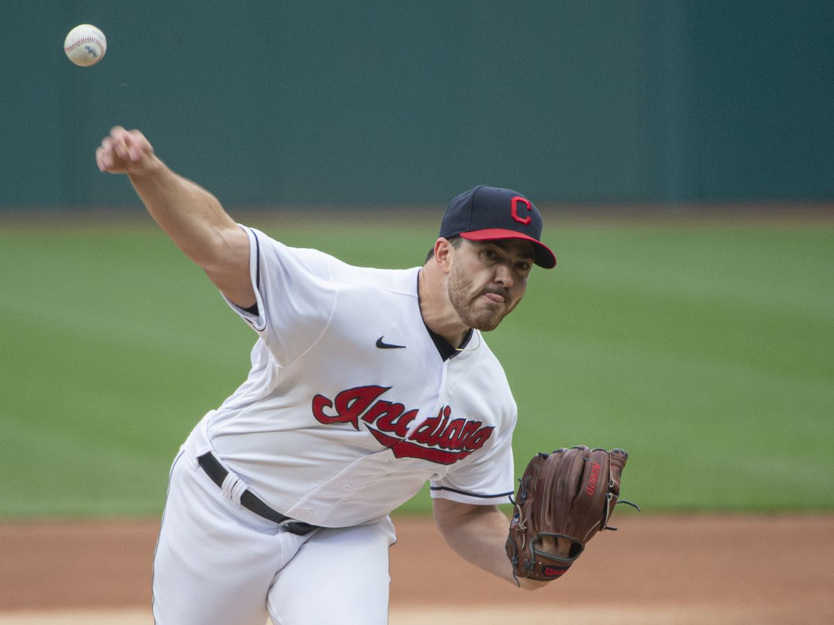 Civale coasts, Luplow drives in 5 as Indians pound Tigers 11-3
