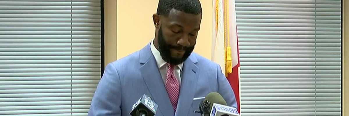 """Mayor Woodfin discusses """"Cupcake"""" investigation"""