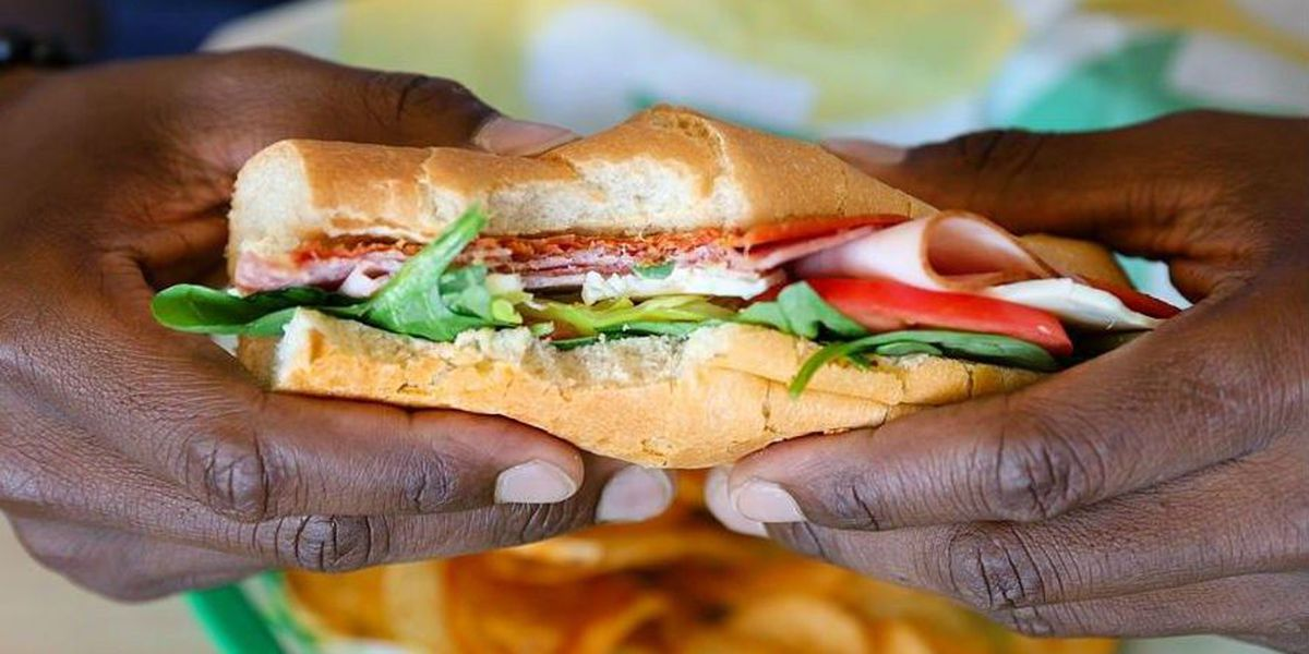 Free Subway sandwiches offered for World Sandwich Day