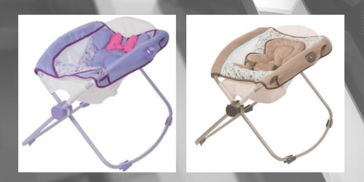 Another recall of infant sleepers issued after deaths reported in similar products