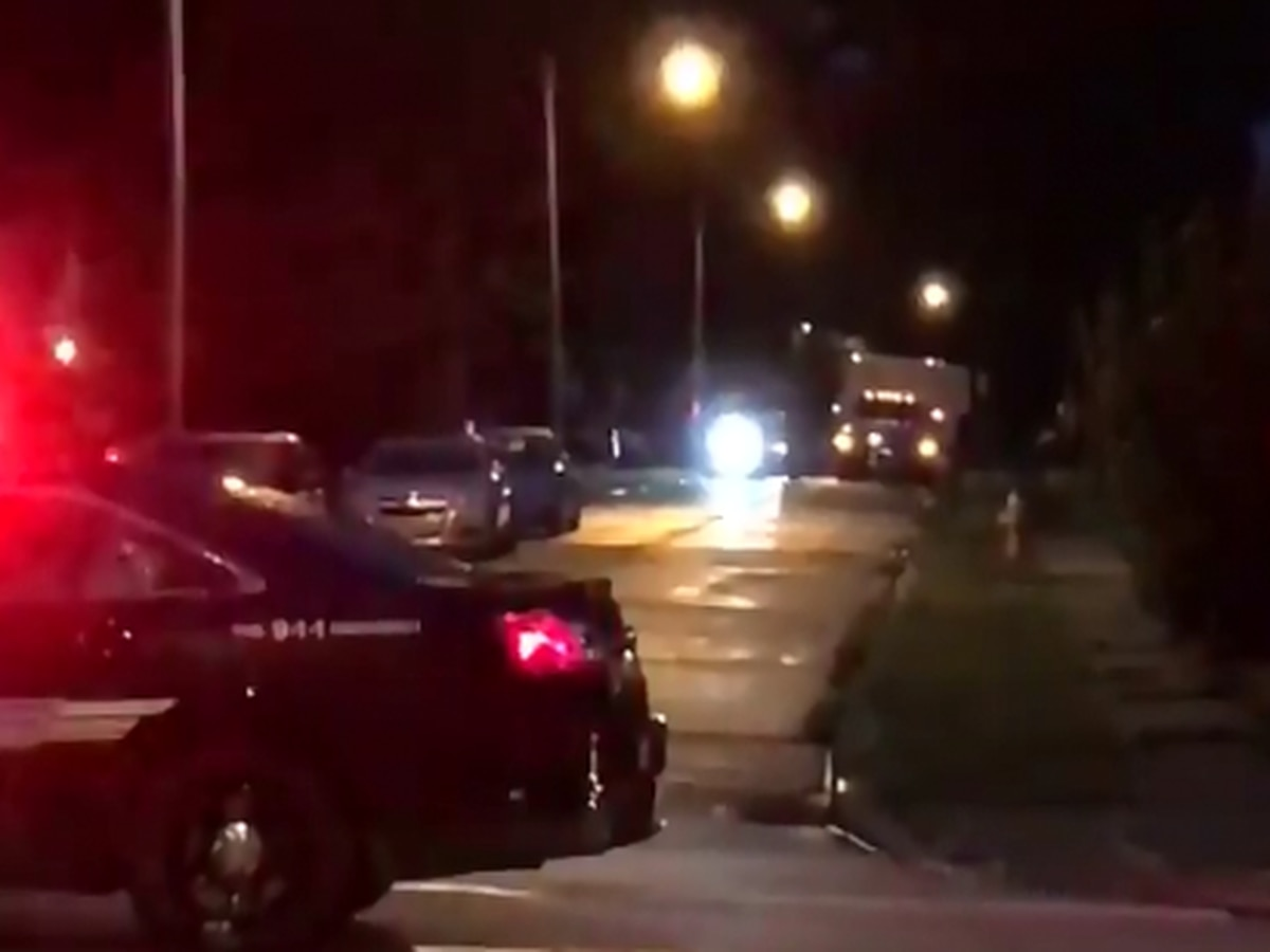 Bomb squad called to investigate suspicious package, Cleveland homeowner says it was just fireworks