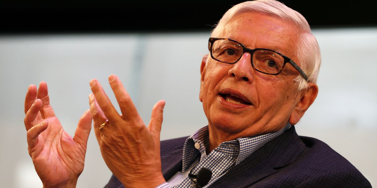 Former NBA Commissioner David Stern has died after brain hemorrhage