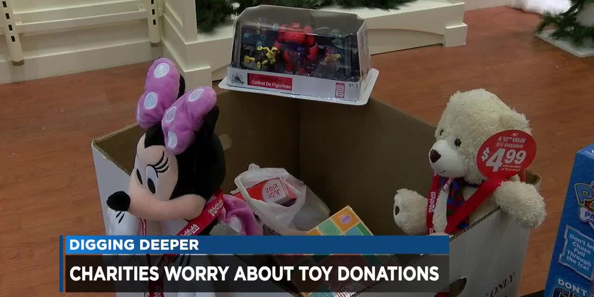 Concerns grow among Cleveland charities as toy donations drop