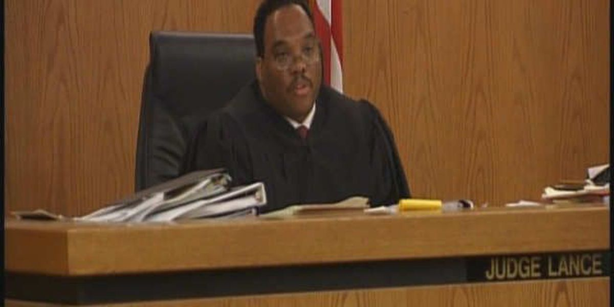 Judge Lance Mason guaranteed jail time after pleading guilty in court
