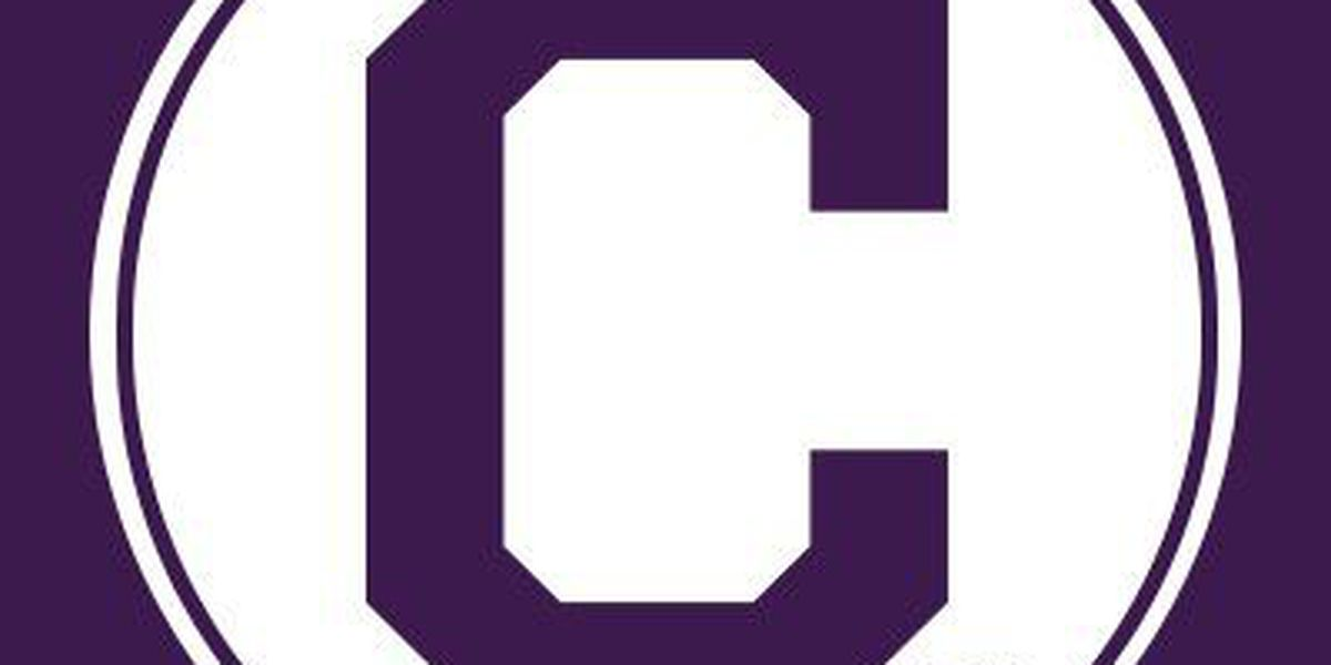 Why is the Cleveland Indians logo purple?