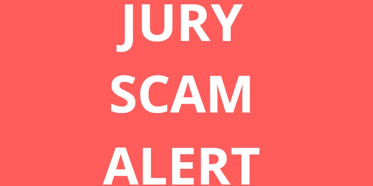 Jury Scam: Richland County Sheriff's Office warns people in Northeast Ohio