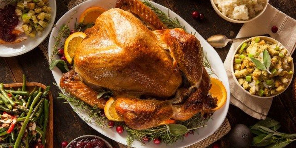 Free Thanksgiving Dinner: List of hot meals