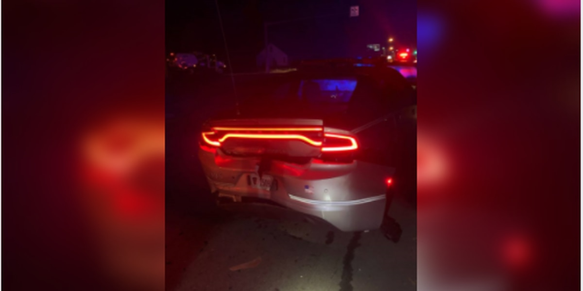 Ohio State Highway Patrol: Trooper's car struck while conducting traffic stop