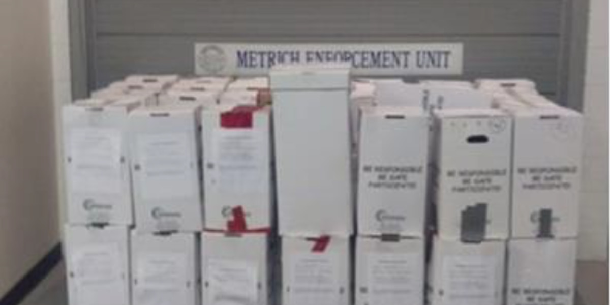 Ohio region collects more than 2,000 pounds of meds during take back event