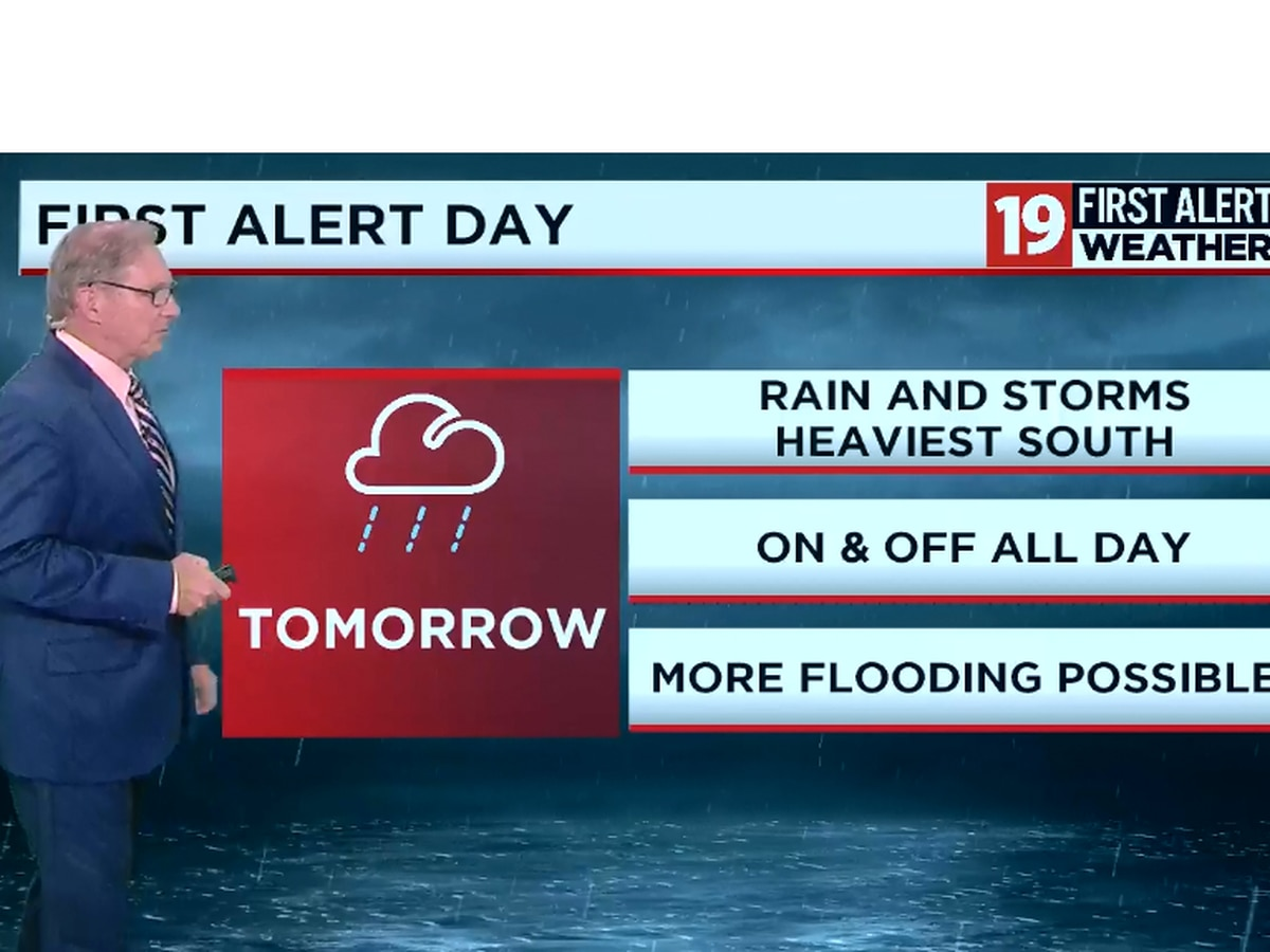 Northeast Ohio: First Alert Day on Monday