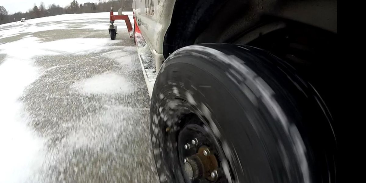 Akron driving school teaching teens and parents how to keep up with Northeast Ohio's slick, hazardous roads