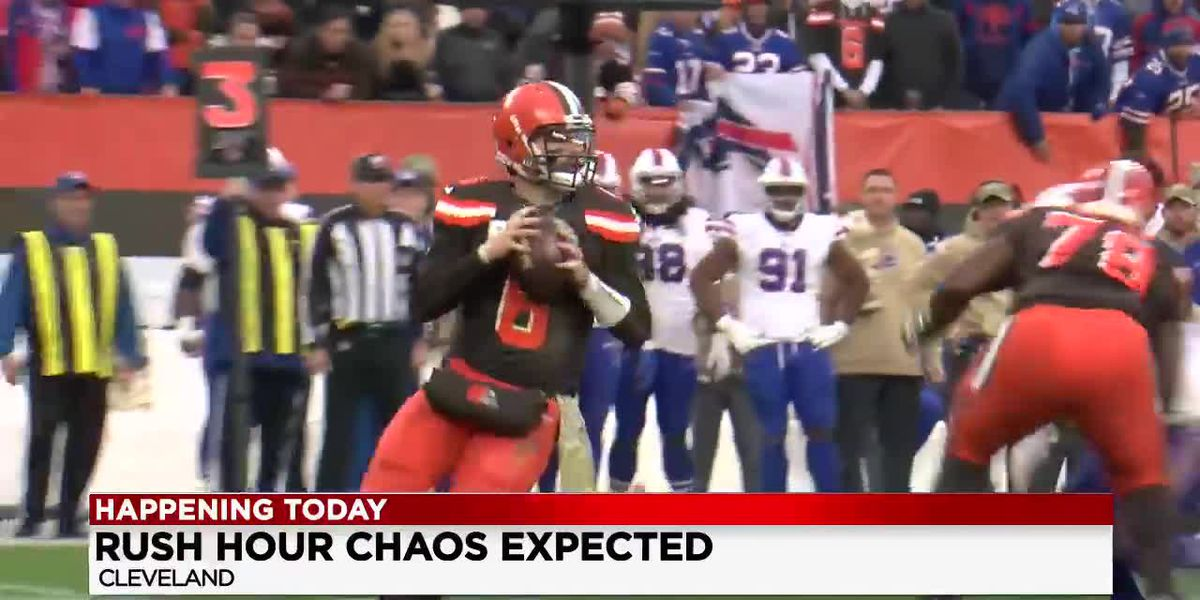 All you need to know for the Cleveland Browns' game