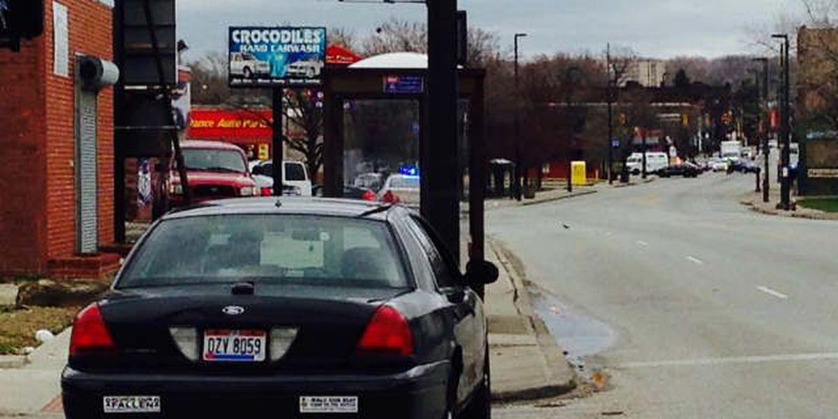 Police: Standoff on Cleveland's east side