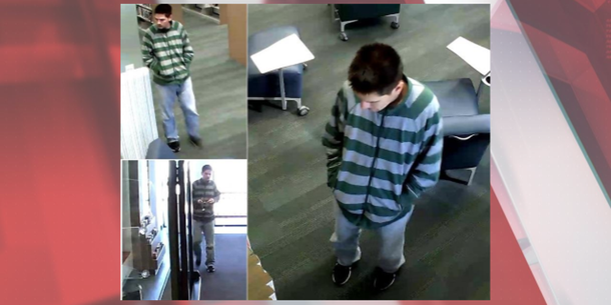 Mentor police ID suspect in laptop theft