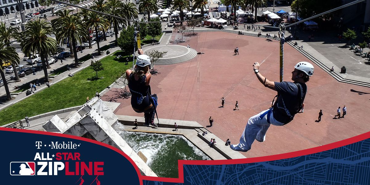 MLB All-Star zipline tickets are on sale now