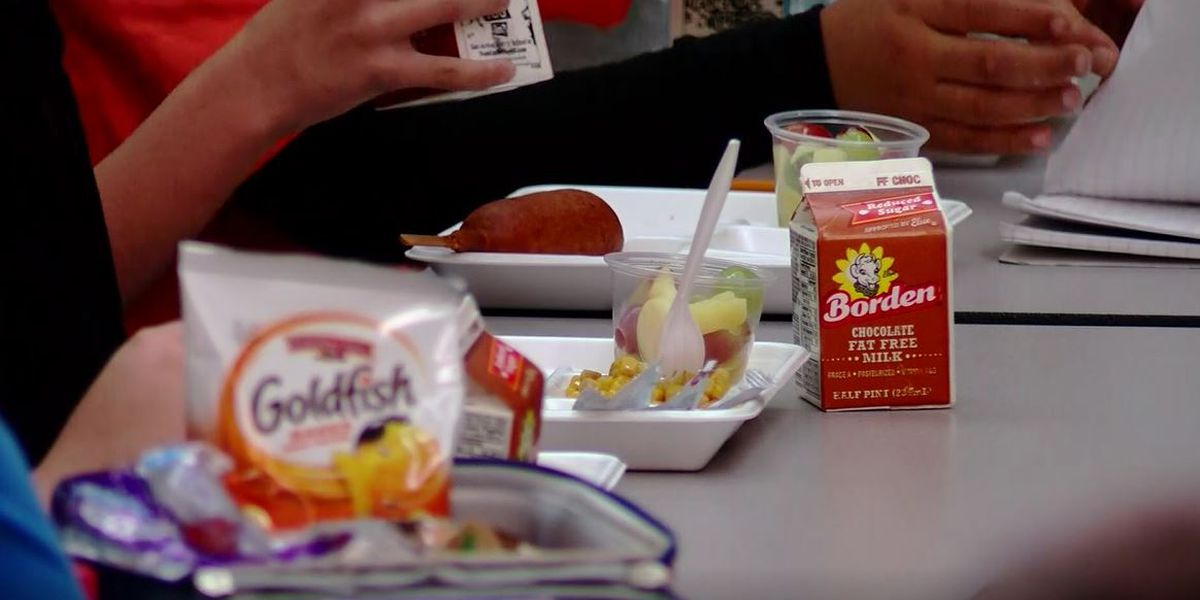 Northeast Ohio school district accepts donations to ensure all children have healthy meals