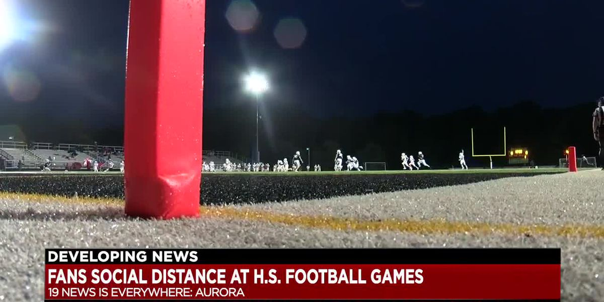 Stormy start for Northeast Ohio high school football in midst of pandemic