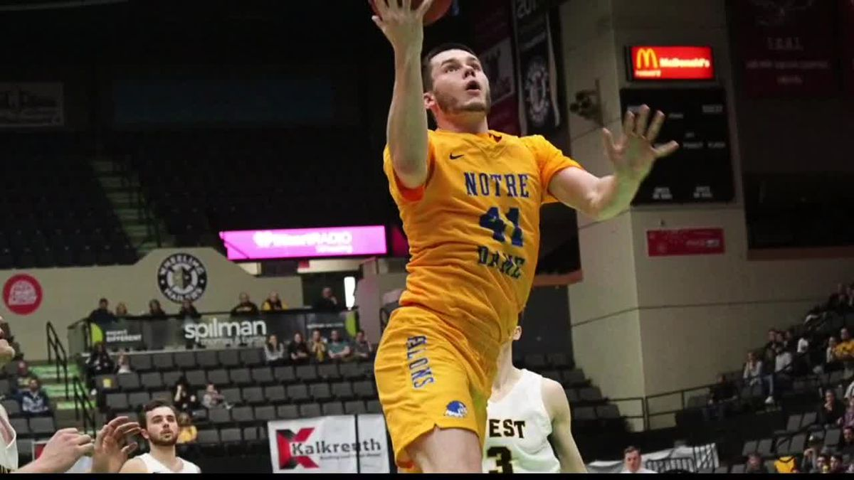 Notre Dame College hoops star looking to get his shot at the NBA