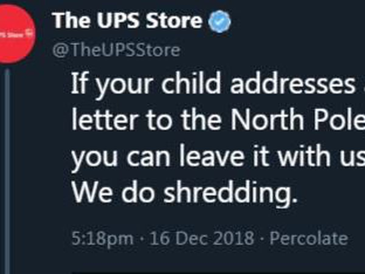Did UPS go too far with this tweet? (poll)