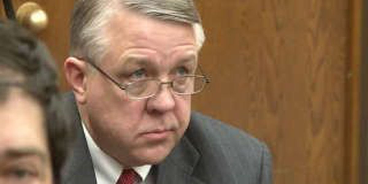 Trial continues for Bedford judge accused of soliciting sex and giving favors