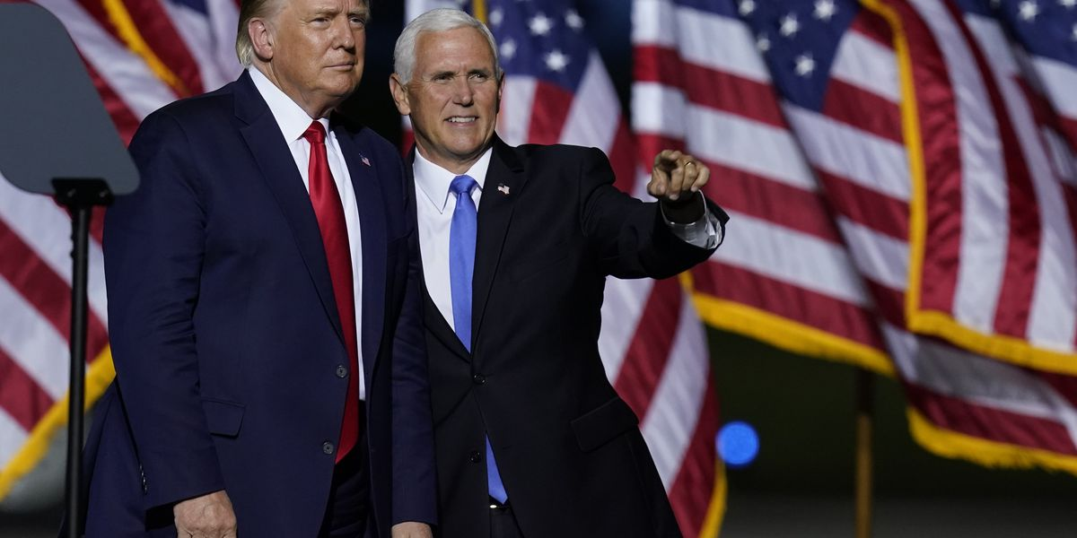 VP Mike Pence tests negative for COVID-19, press secretary says
