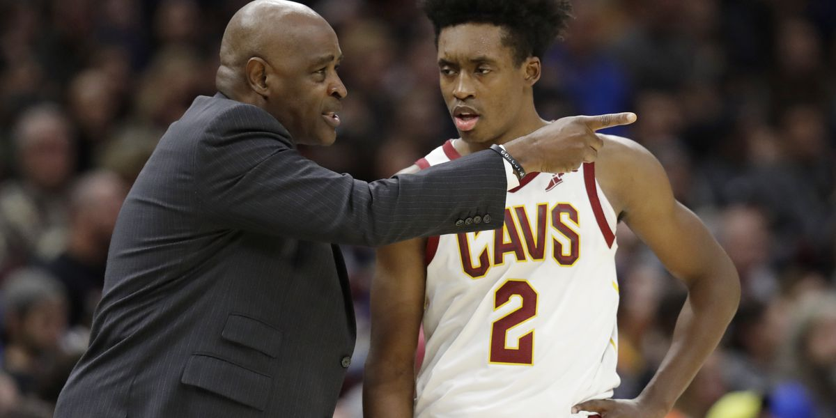'Young Bull' takes big leap, but Cavs fall short again