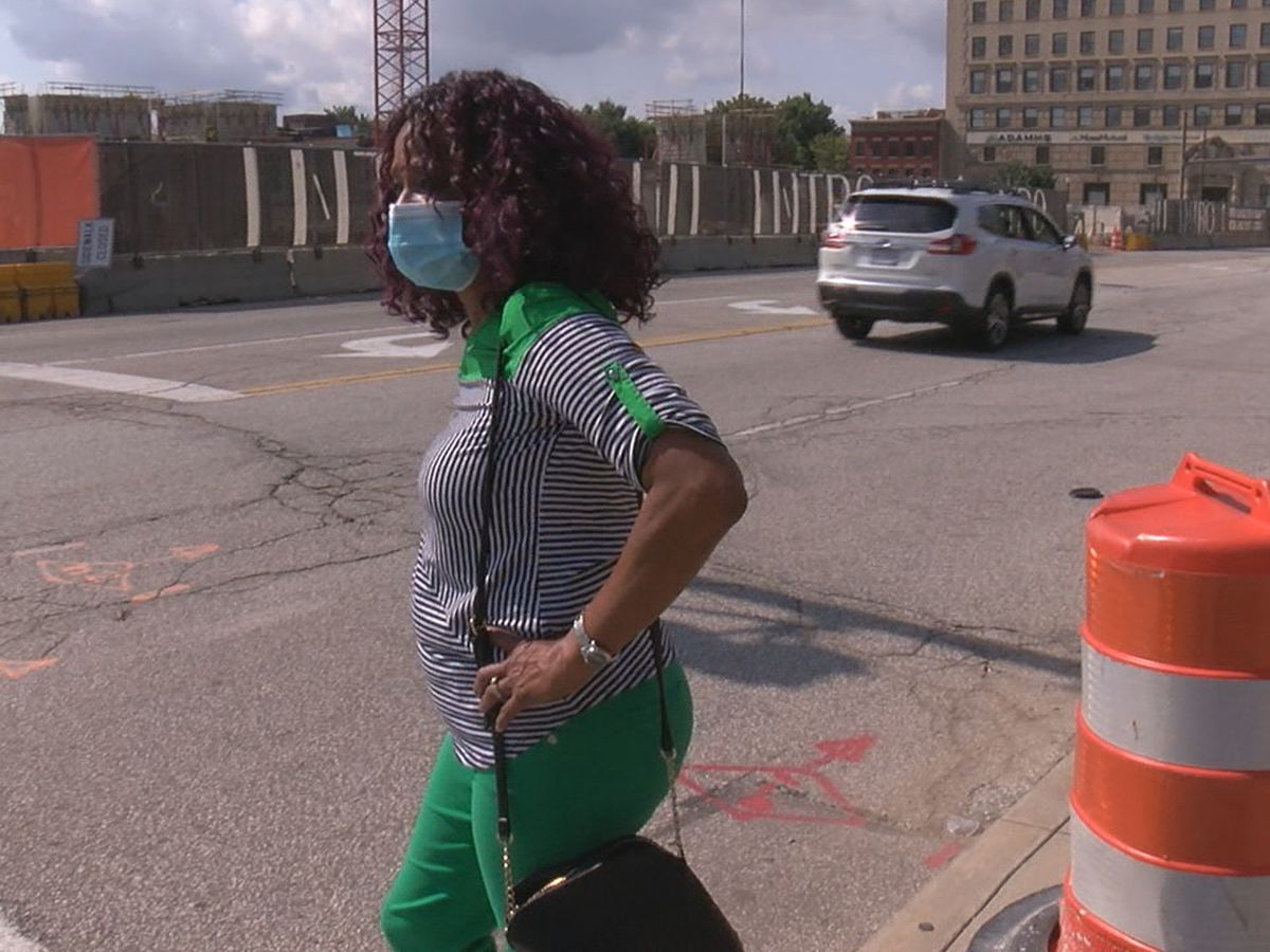 Missing pedestrian signal raises safety concerns at dangerous Cleveland crosswalk