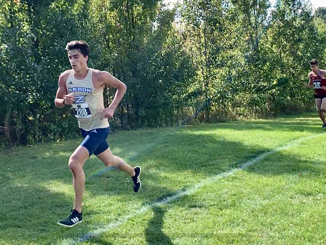 Former Akron runners trying to save Cross Country