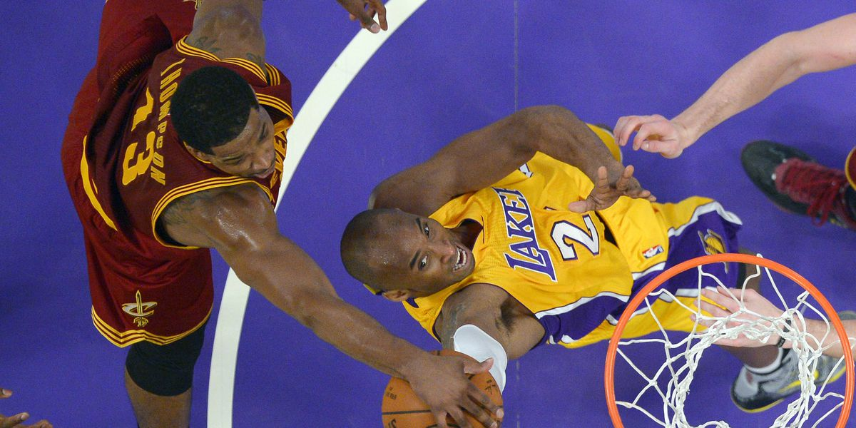 Cleveland Cavaliers players react to death of Lakers legend Kobe Bryant