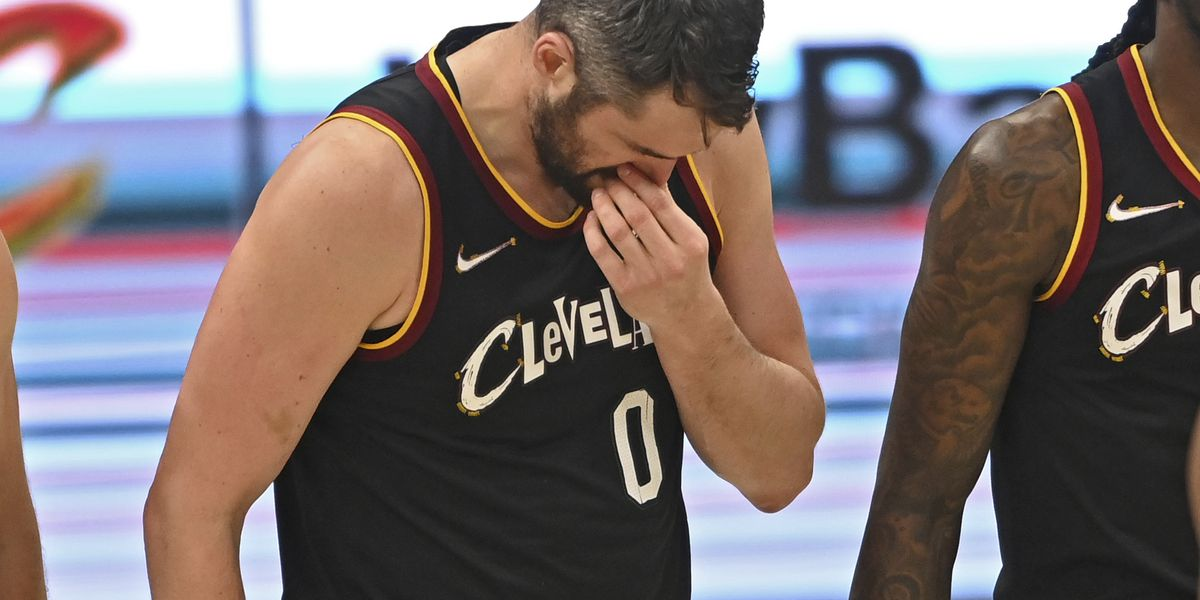 'That wasn't me': Kevin Love responds to giving up on play during recent Cavaliers loss