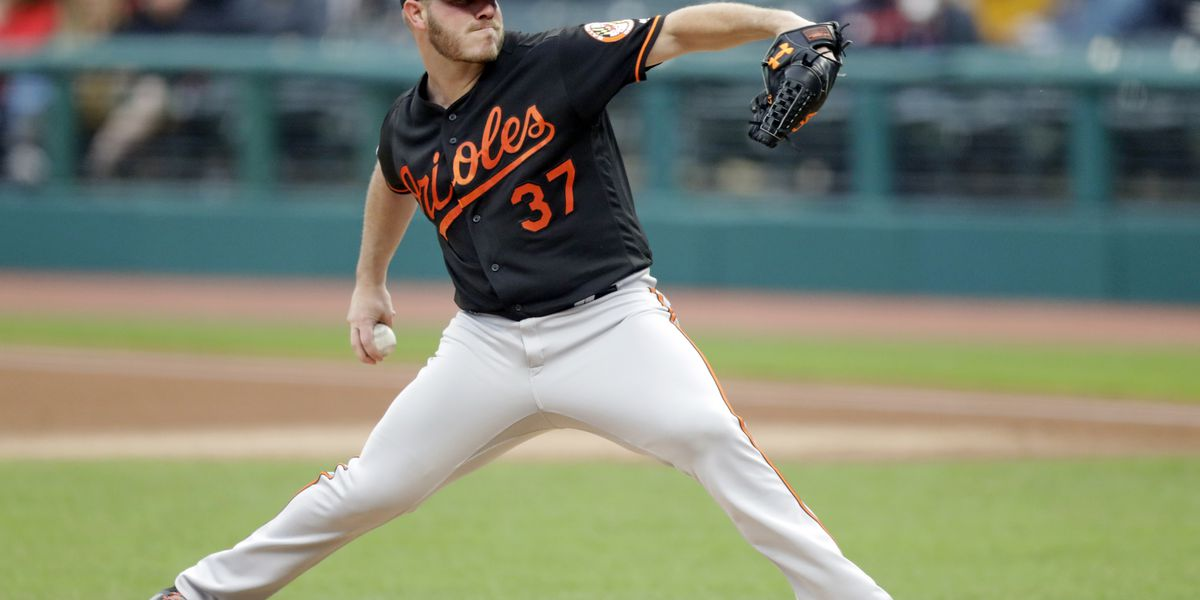Bundy handles Indians as Orioles end slide with 5-1 win