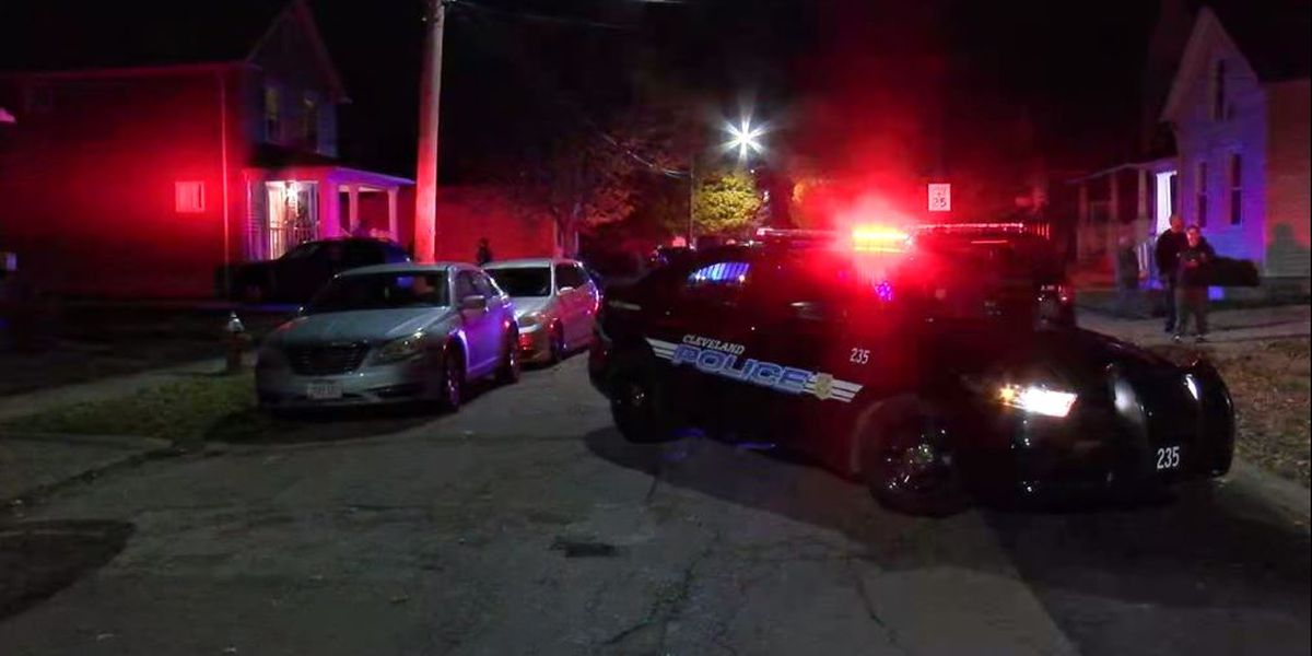 11-year-old girl in serious condition after getting shot in home from drive-by in Cleveland's Clark Fulton neighborhood