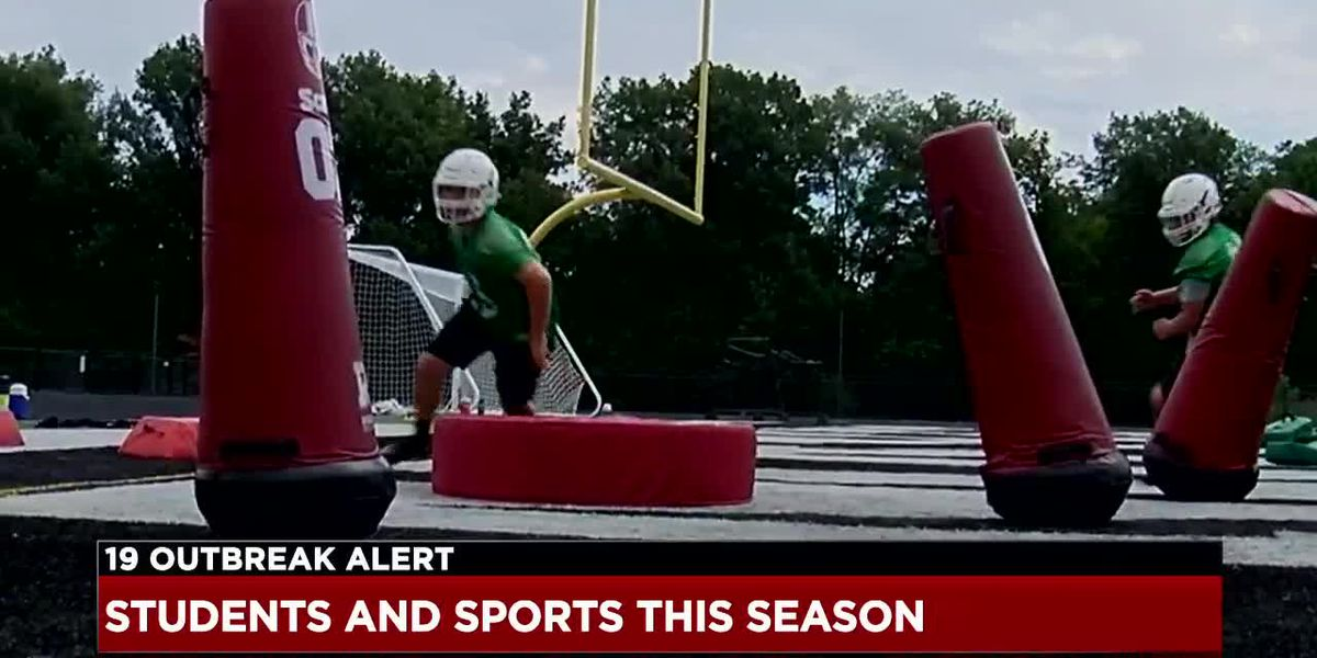 Mayfield football practice continues despite recommendations from Cuyahoga County Board of Health