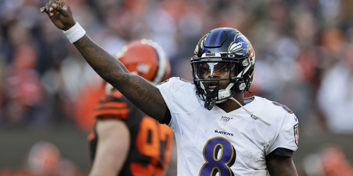 Cleveland Browns' playoff chances out of the window after loss to Baltimore Ravens, 31-15