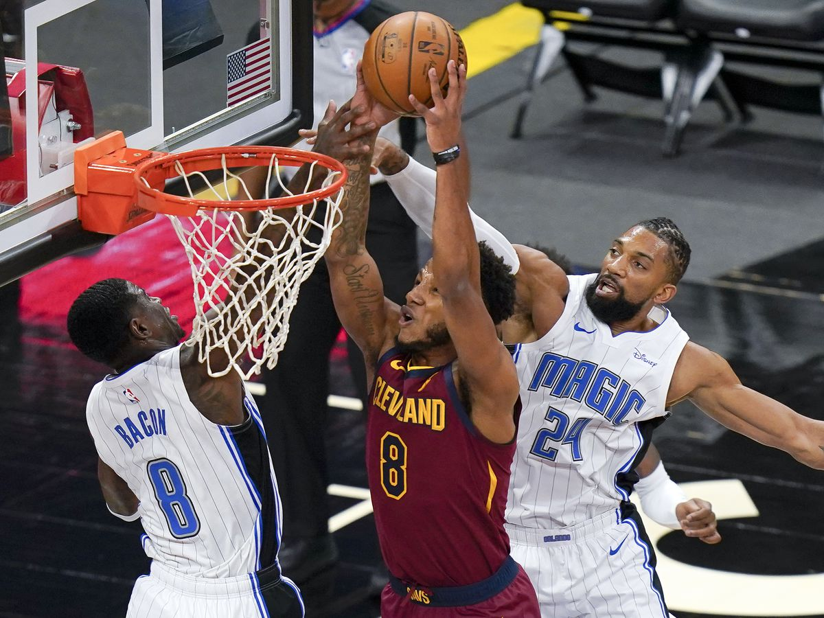 Shorthanded Cavaliers can't find Magic touch in Orlando