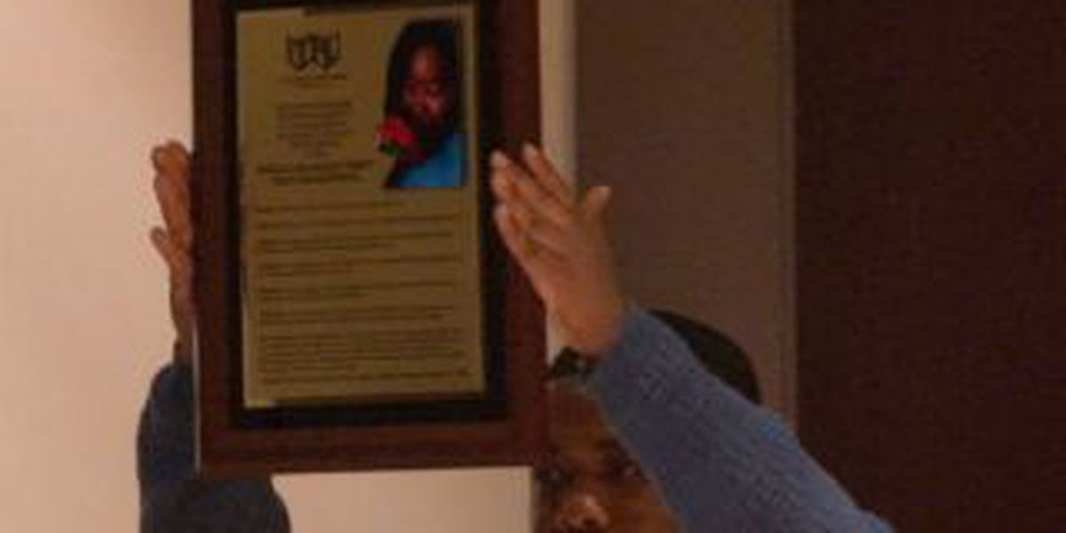 The East Cleveland Public Library dedicates teen room to Shirellda Terry