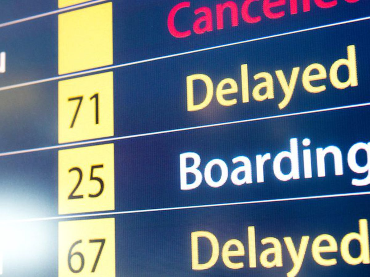 Snow already causing delays, cancellations at Cleveland-Hopkins