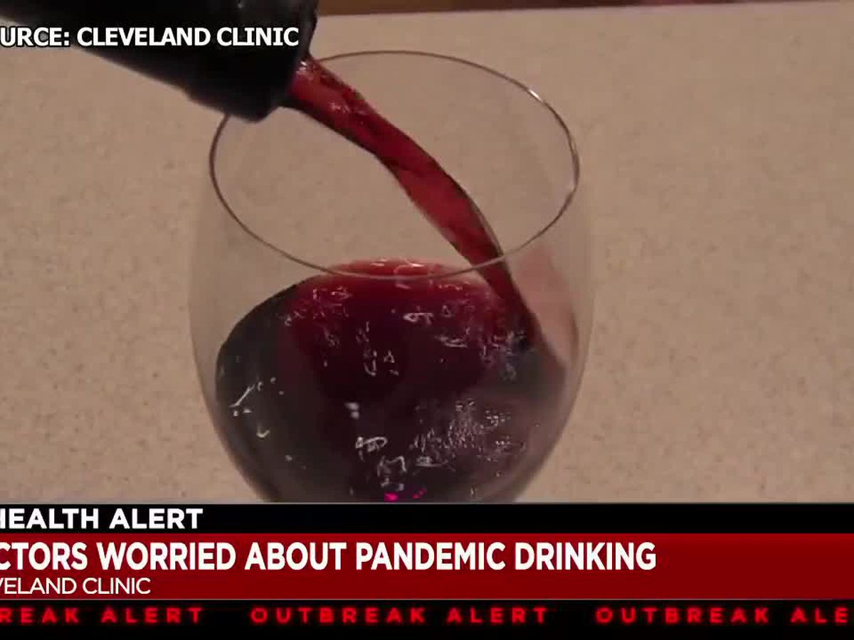 Alcohol sales rise during COVID-19 pandemic: Good for the economy, but bad for your health