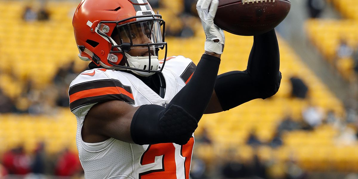 Browns' Denzel Ward gives $10K to alma mater Nordonia High School