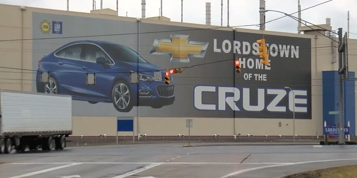 Warren community rallies behind GM Lordstown plant with 'Drive It Home' campaign