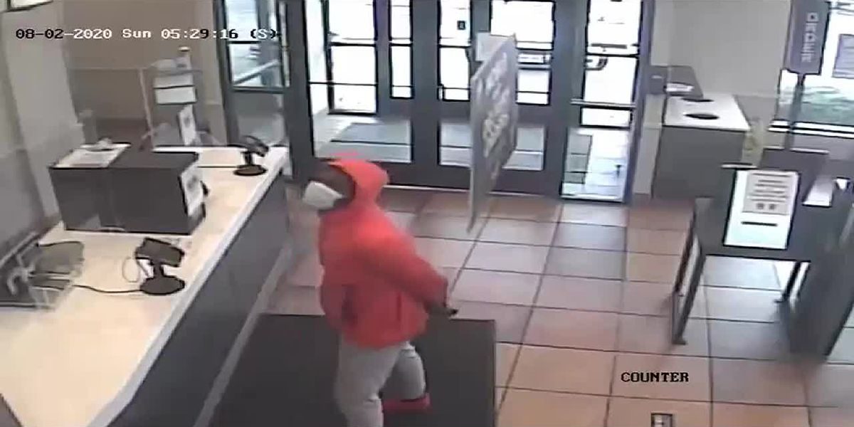 Help Euclid Police find armed robbery suspect