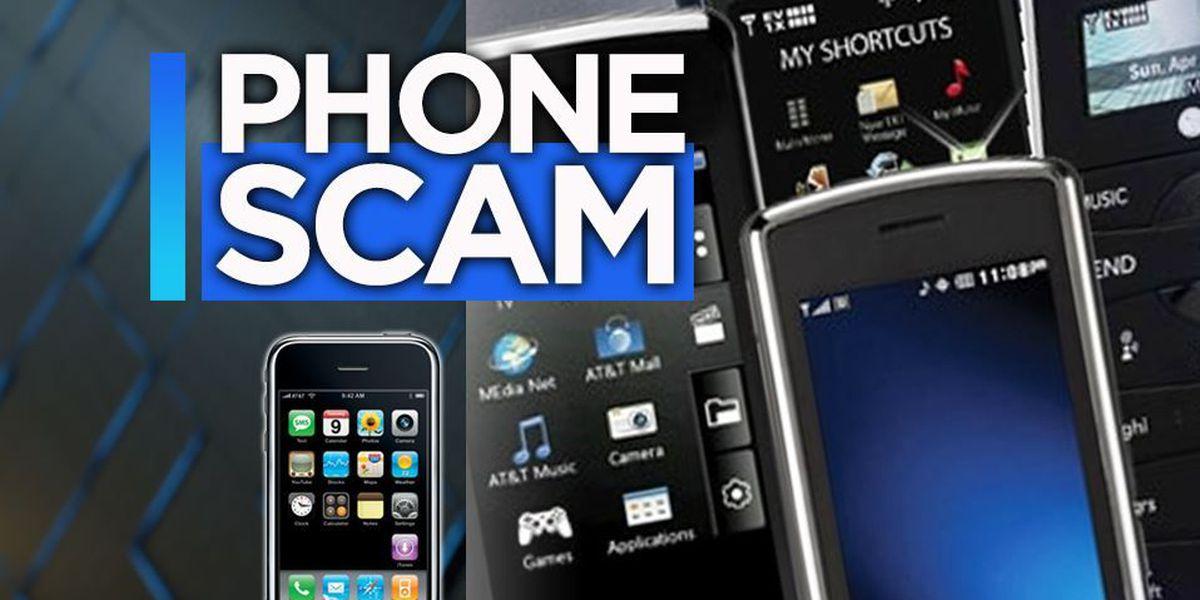 Avon mayor says beware of phone scam