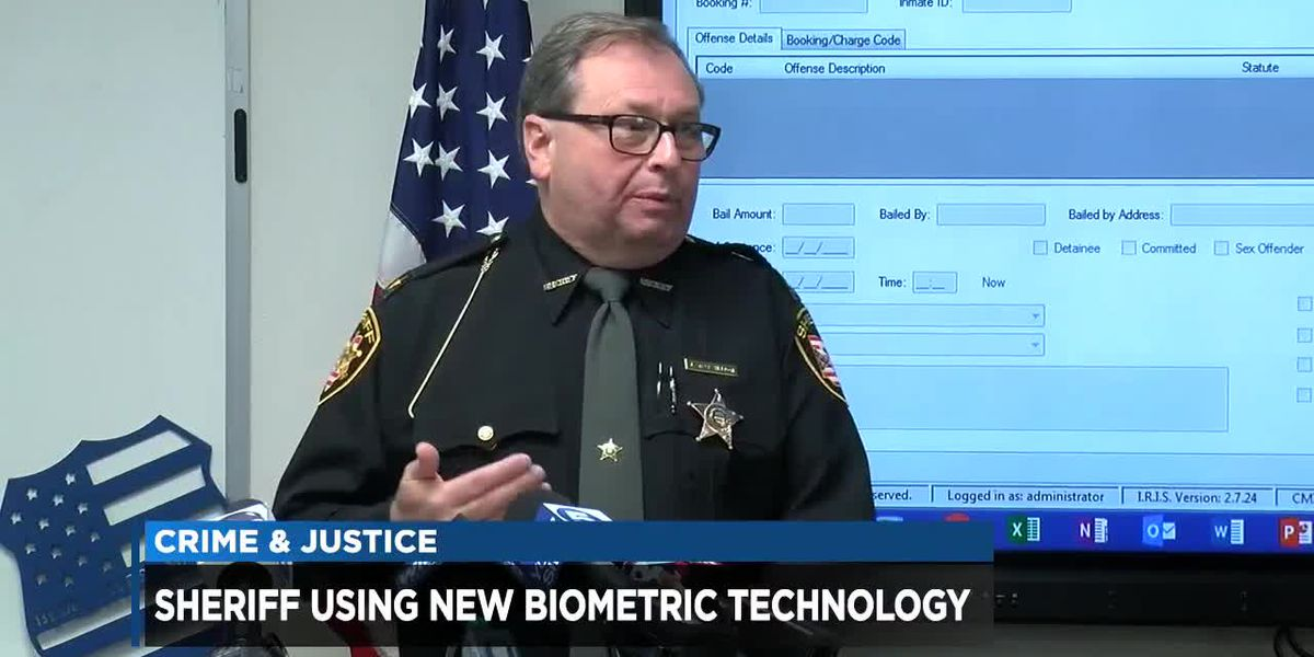 Richland County Sheriff's Office introduces foolproof way to identify criminal suspects