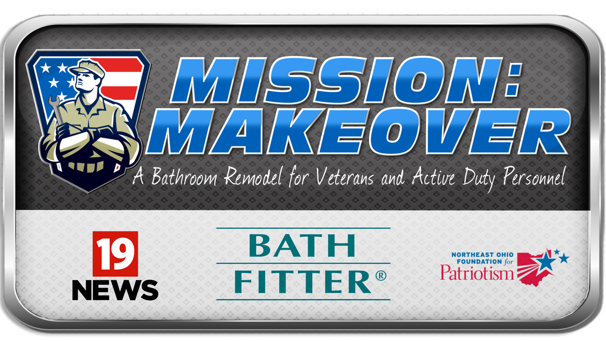 Mission Makeover: A Bathroom Remodel for Veterans and Active Duty Personnel