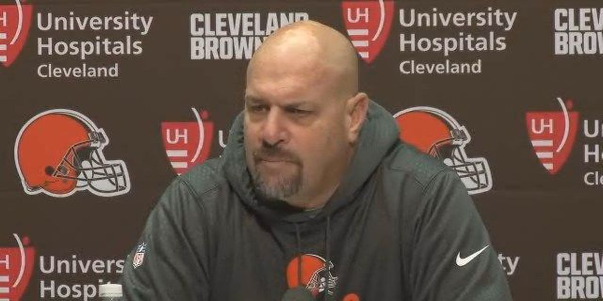 Browns Monday: Mike Pettine transcript
