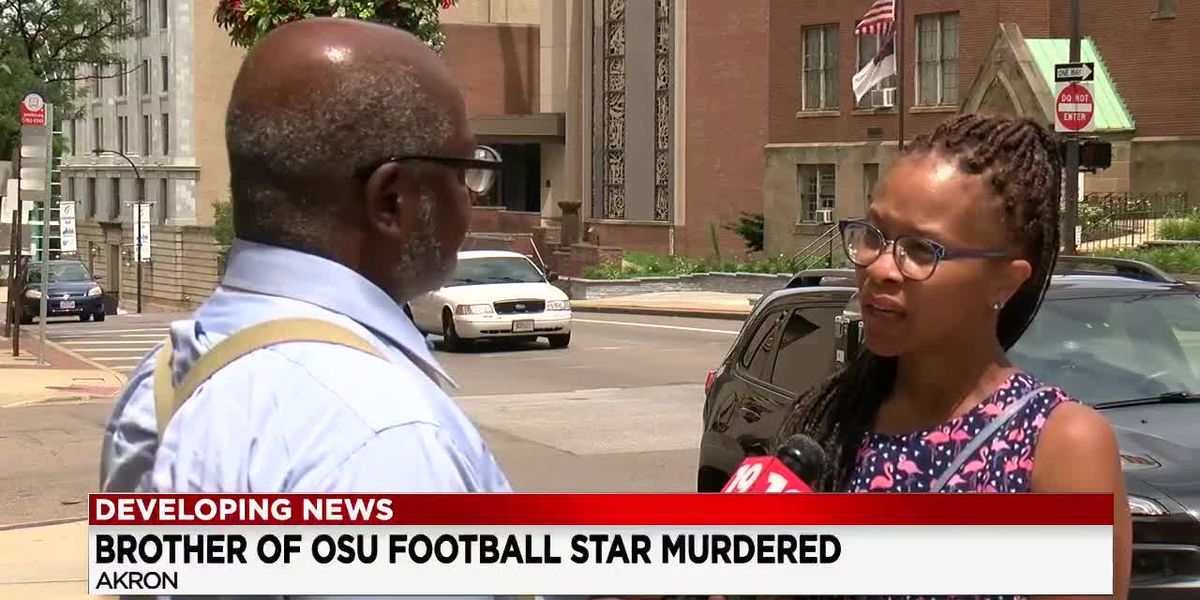 Beanie Wells' brother gunned down in Akron driveway; former OSU star offers $15,000 reward
