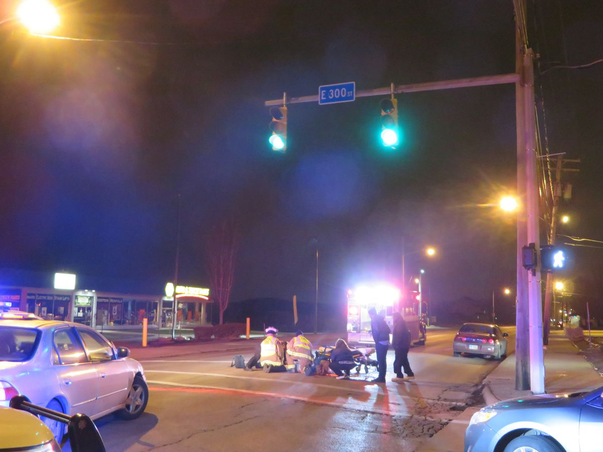 61-year-old bicyclist is the victim of a hit and run in Wickliffe